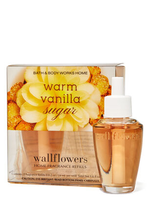 Warm Vanilla Sugar Wallflowers Refills 2-Pack