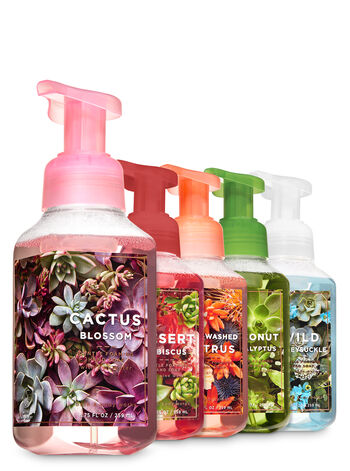 Wild Wonder Gentle Foaming Hand Soap, 5-Pack - Bath And Body Works