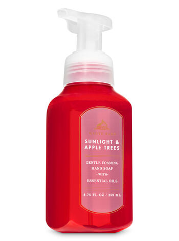 Sunlight & Apple Trees Gentle Foaming Hand Soap - Bath And Body Works