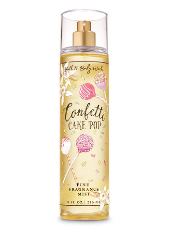 Confetti Cake Pop Fine Fragrance Mist - Bath And Body Works