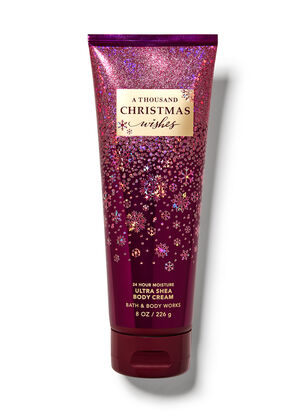 A Thousand Christmas Wishes Ultra Shea Body Cream