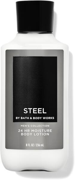 Steel Body Lotion