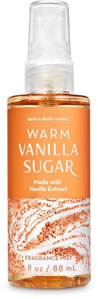 Warm Vanilla Sugar Travel Size Fine Fragrance Mist