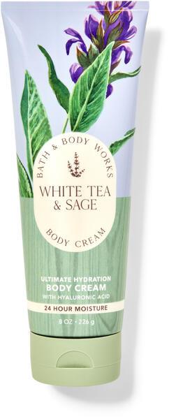 White Tea & Sage Ultimate Hydration Body Cream