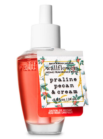 Praline Pecan & Cream Wallflowers Fragrance Refill - Bath And Body Works