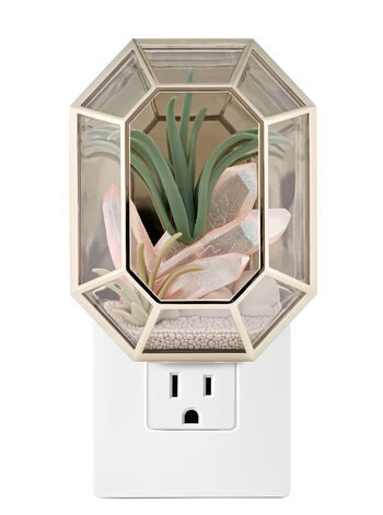 Terrarium Nightlight Wallflowers Fragrance Plug