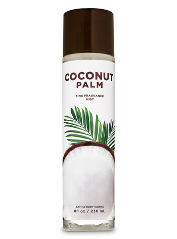 Coconut Palm Fine Fragrance Mist - Bath And Body Works