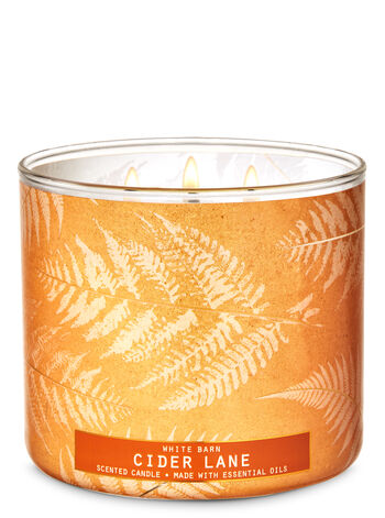 Cider Lane 3-Wick Candle