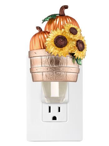 Pumpkins & Sunflowers Basket Wallflowers Fragrance Plug