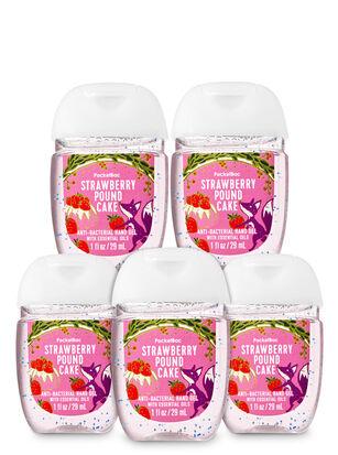 Strawberry Pound Cake PocketBac Hand Sanitizer, 5-Pack