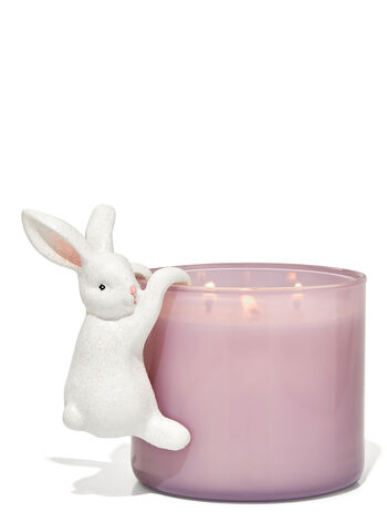 Hanging Bunny 3-Wick Candle Accessory