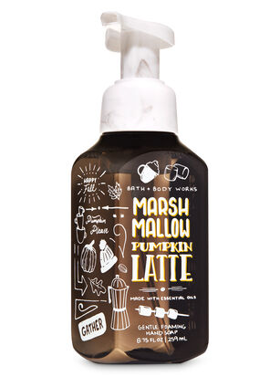 Marshmallow Pumpkin Latte Gentle Foaming Hand Soap