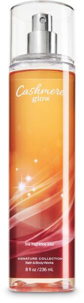 Cashmere Glow Fine Fragrance Mist