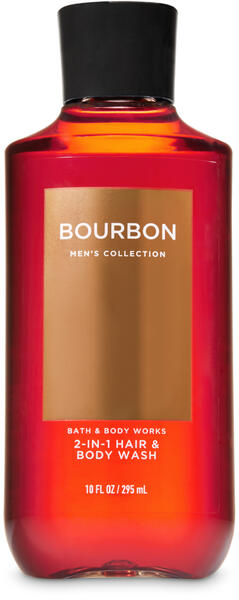 Bourbon 2-in-1 Hair + Body Wash