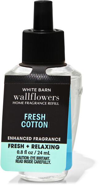 Fresh Cotton Enhanced Wallflowers Fragrance Refill