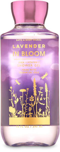 Lavender in Bloom Shower Gel