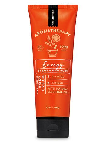 Orange Ginger Body Cream