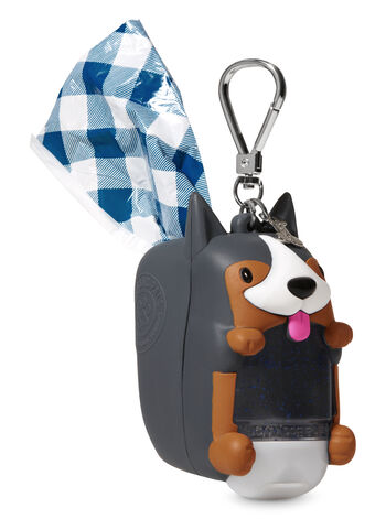 Shepherd Doggie Bag & PocketBac Holder - Bath And Body Works