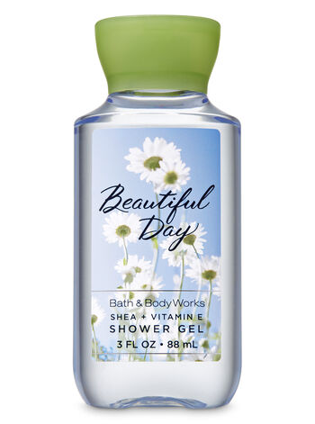 Beautiful Day Travel Size Shower Gel - Bath And Body Works