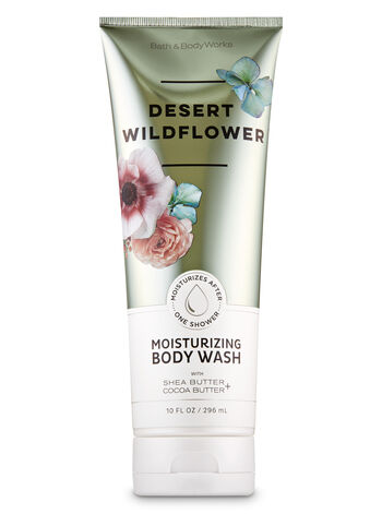 Signature Collection Desert Wildflower Moisturizing Body Wash - Bath And Body Works