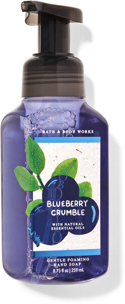 Blueberry Crumble Gentle Foaming Hand Soap