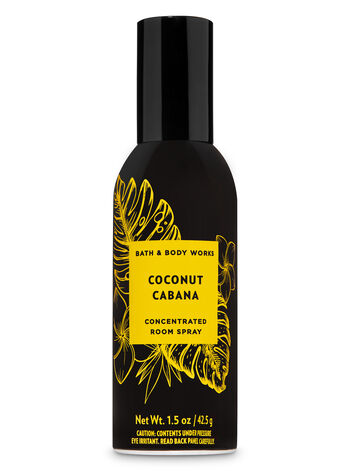Coconut Cabana Concentrated Room Spray - Bath And Body Works