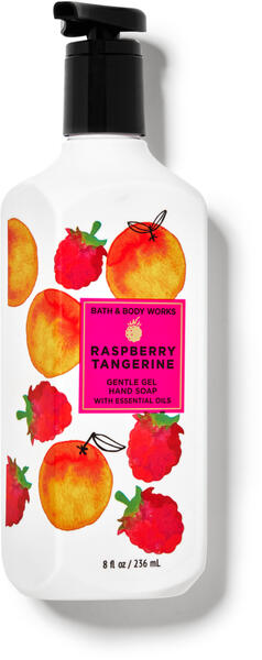 Raspberry Tangerine Gentle Gel Hand Soap
