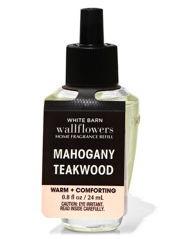 Mahogany Teakwood Wallflowers Fragrance Refill
