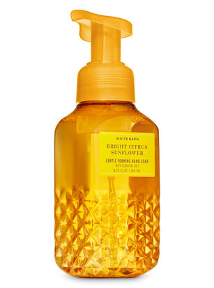 Bright Citrus Sunflower Gentle Foaming Hand Soap