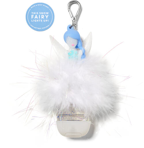 Snow Fairy Light-Up PocketBac Holder
