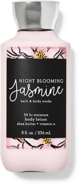 Night Blooming Jasmine Super Smooth Body Lotion