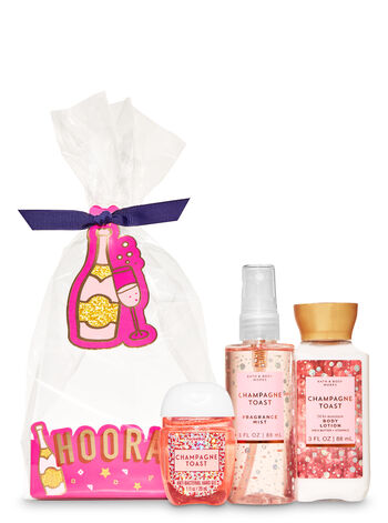 Champagne Toast Mini Gift Set - Bath And Body Works