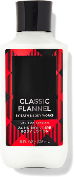 Classic Flannel Body Lotion
