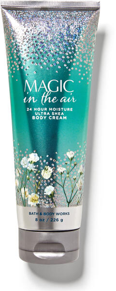 Magic in the Air Ultra Shea Body Cream