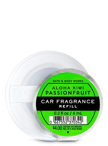 Aloha Kiwi Passionfruit Car Fragrance Refill - Bath And Body Works