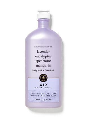 Air Body Wash and Foam Bath