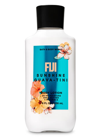 Fiji Sunshine Guava-Tini Super Smooth Body Lotion - Bath And Body Works