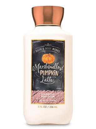 Marshmallow Pumpkin Latte Super Smooth Body Lotion