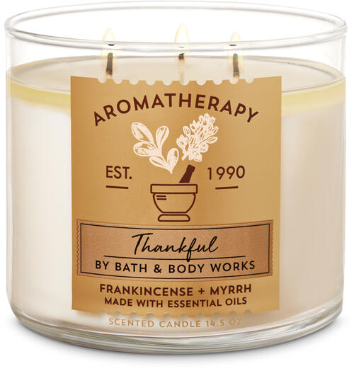 3-Wick Candles: Buy 2 Get 2 Free - Bath & Body Works