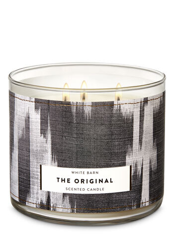 The Original 3-Wick Candle - Bath And Body Works