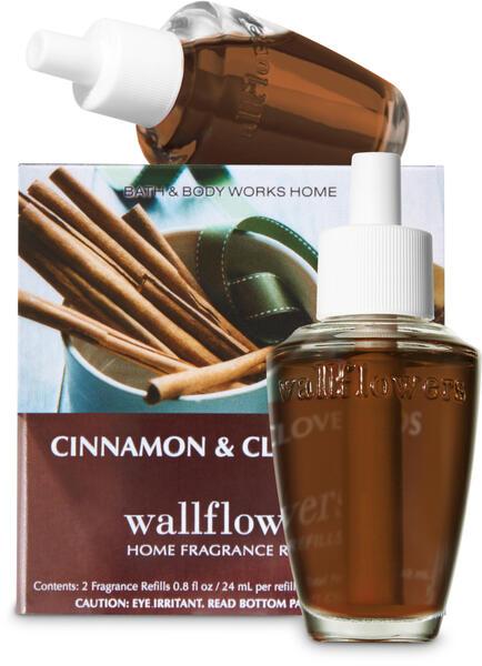 Cinnamon & Clove Buds Wallflowers Refills, 2-Pack