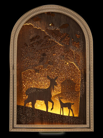 Sparkling Fall Scene Nightlight Wallflowers Fragrance Plug