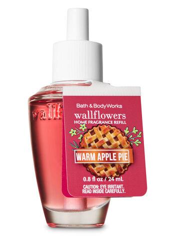 Warm Apple Pie Wallflowers Fragrance Refill - Bath And Body Works