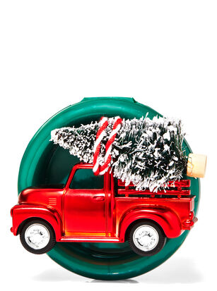 Holiday Truck Visor Clip Car Fragrance Holder