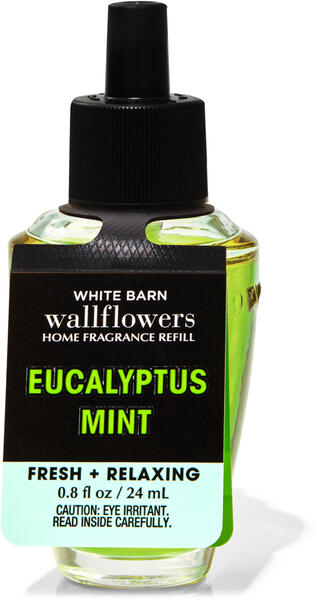 Eucalyptus Mint Wallflowers Fragrance Refill