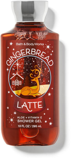 Gingerbread Latte Shower Gel
