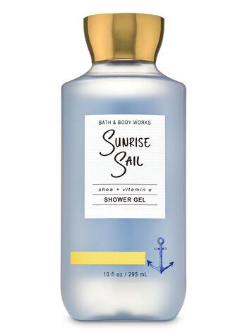 Sunrise Sail Shower Gel - Bath And Body Works