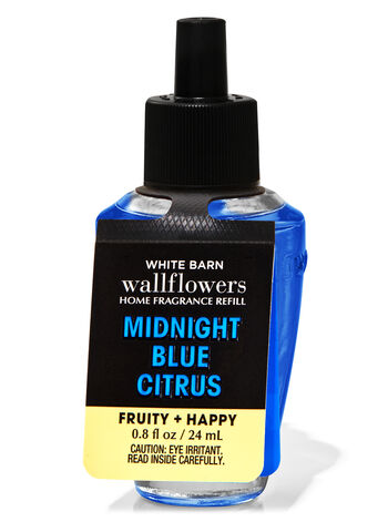 Midnight Blue Citrus Wallflowers Fragrance Refill