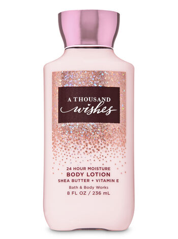 A Thousand Wishes Super Smooth Body Lotion - Bath And Body Works
