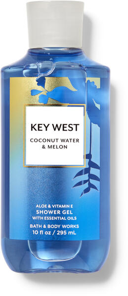 Key West Coconut Water & Melon Shower Gel